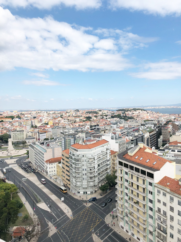four seasons lisbon rooftop viewss