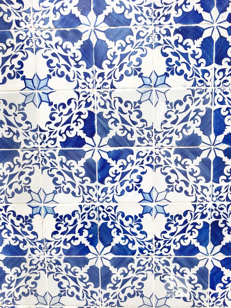 lisbon portugal tile