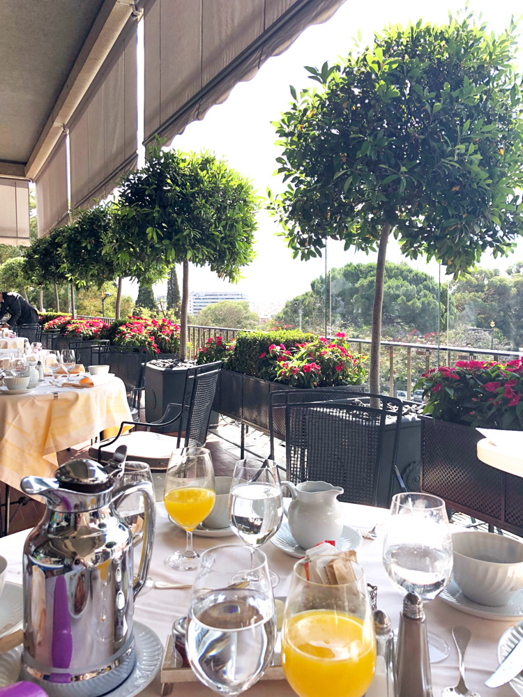 four seasons lisbon brunch