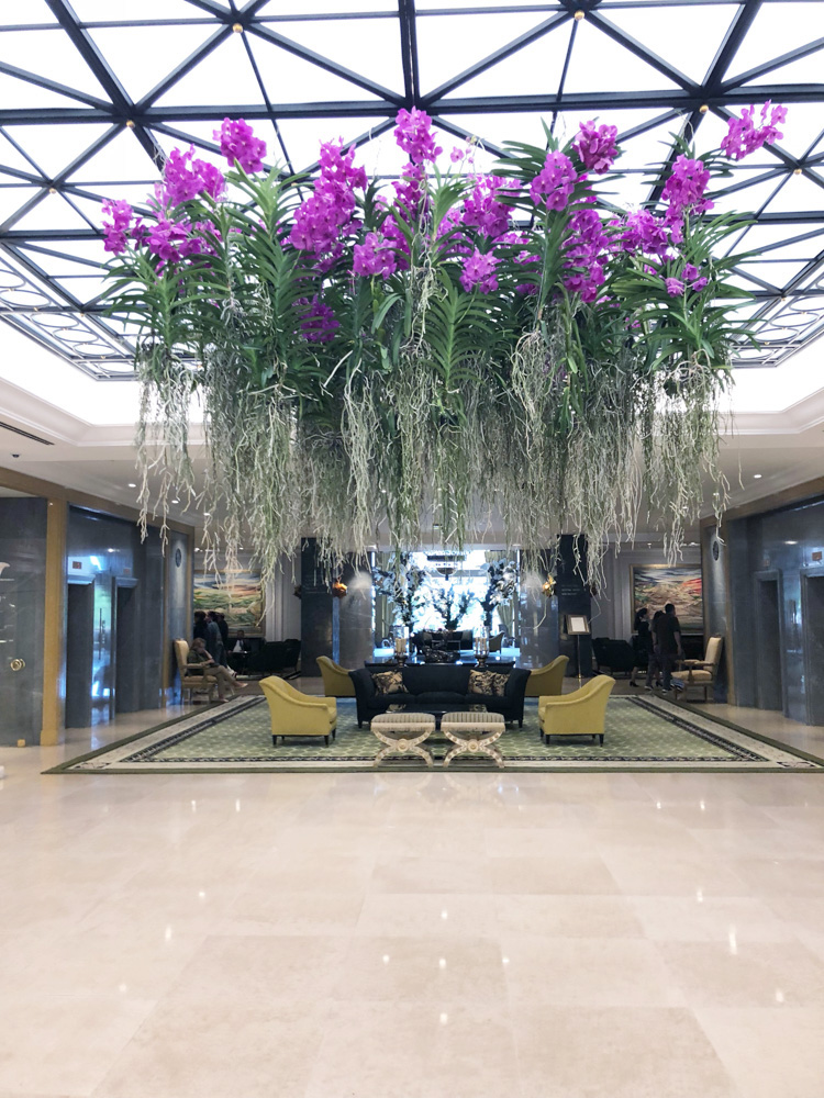 four seasons lisbon lobby