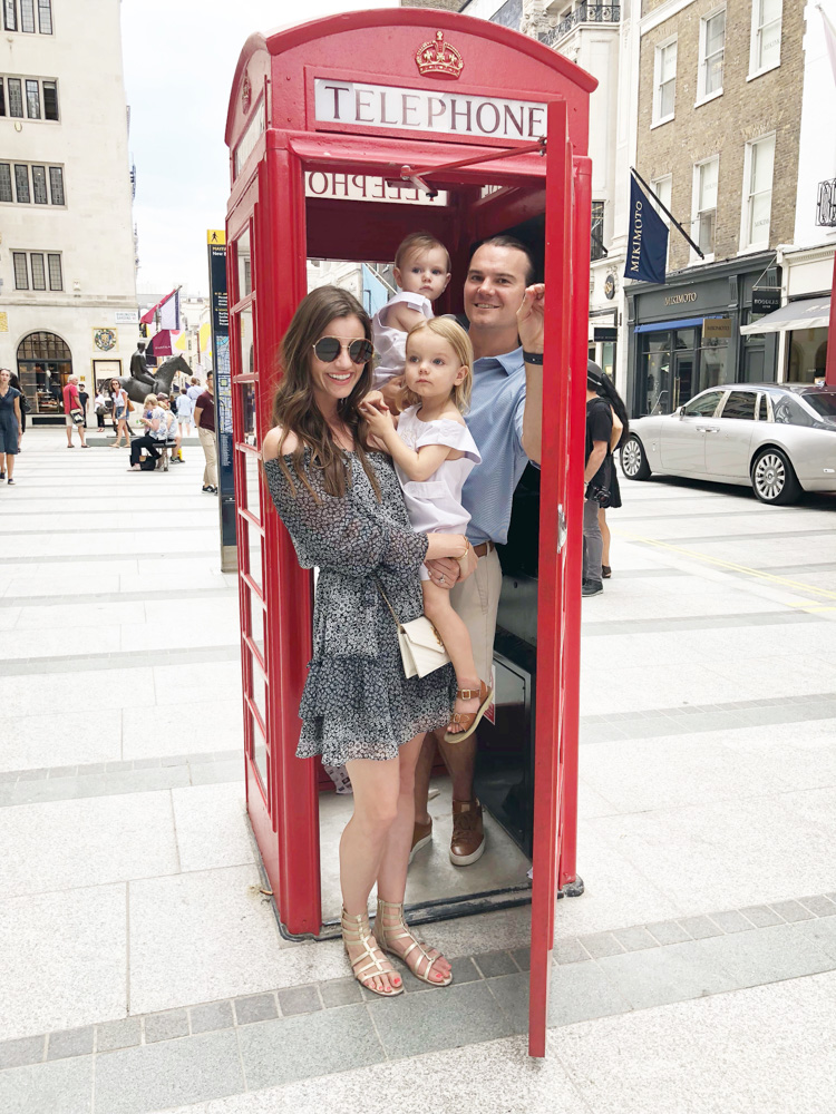 snapshots from london red telephone booth
