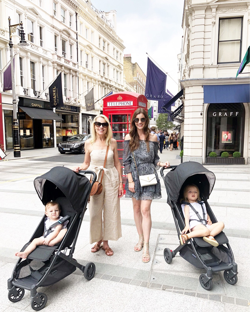 snapshots from london shopping on new bond street