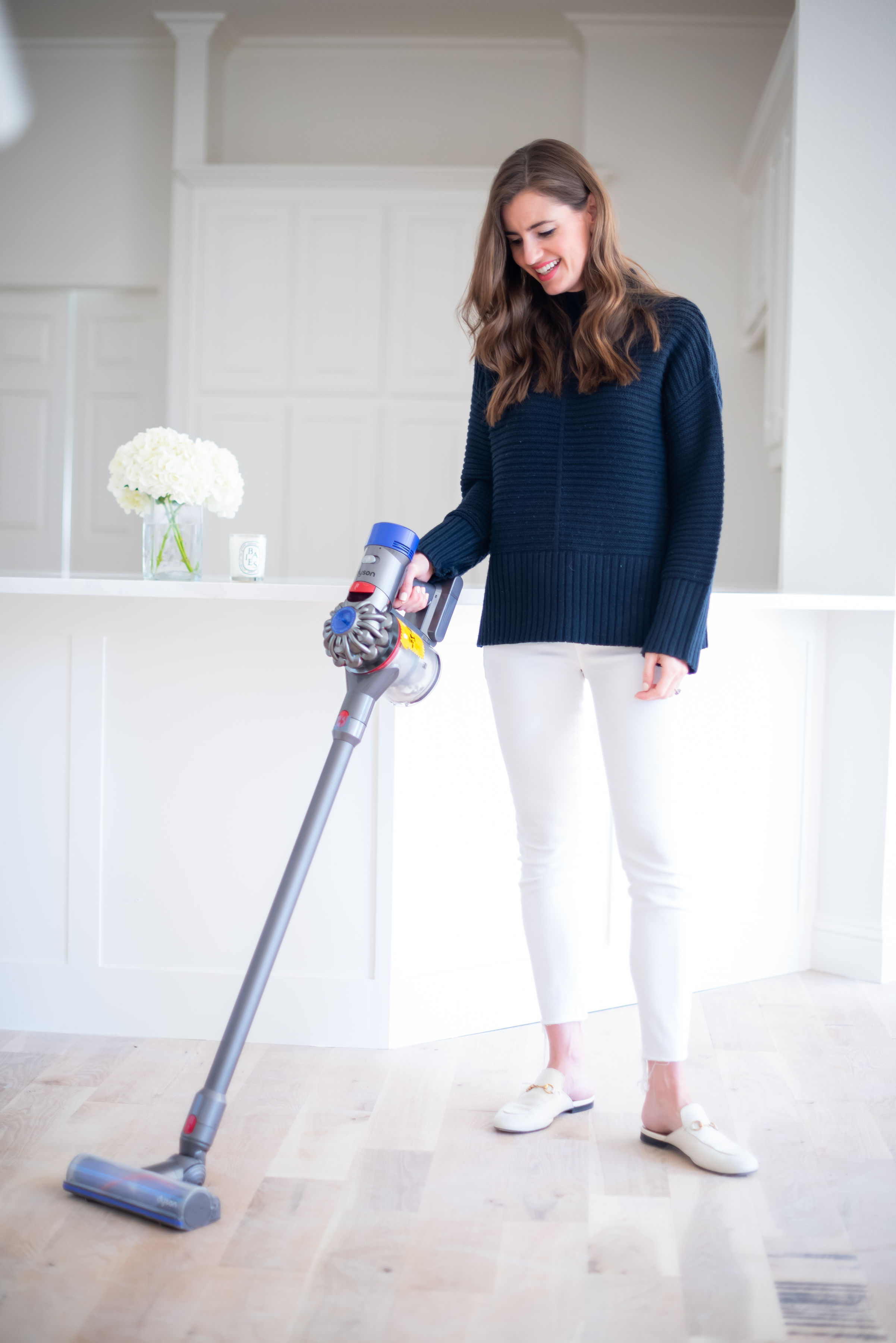 tips for getting ready for the holidays cordless vacuum