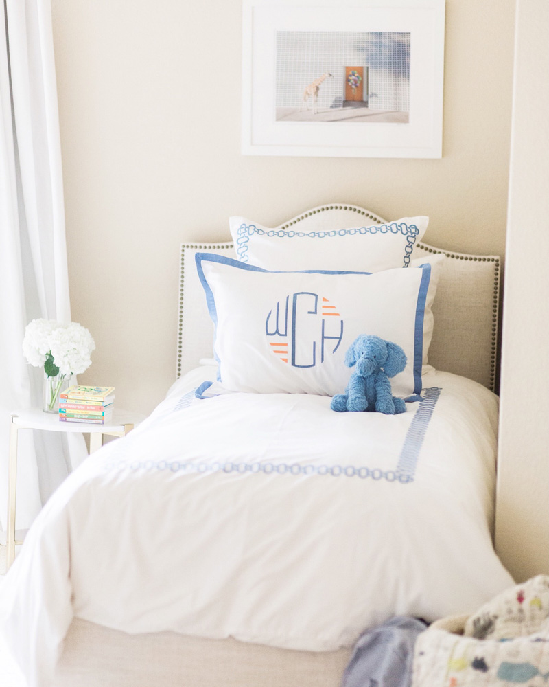 october in review toddler boy room