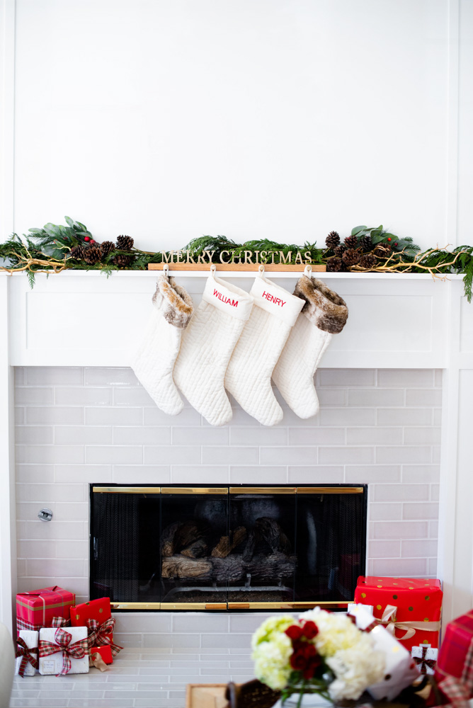 six favorite christmas traditions personalized christmas stockings