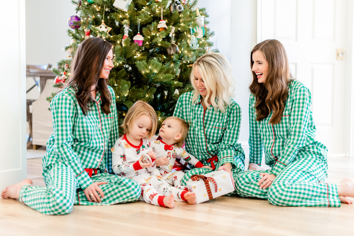 six favorite christmas traditions christmas pajamas