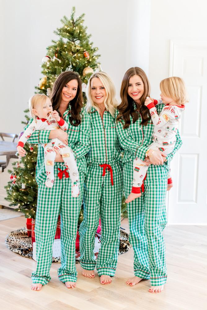 Christmas Pajamas.Six Of Our Favorite Christmas Traditions Bishop Holland