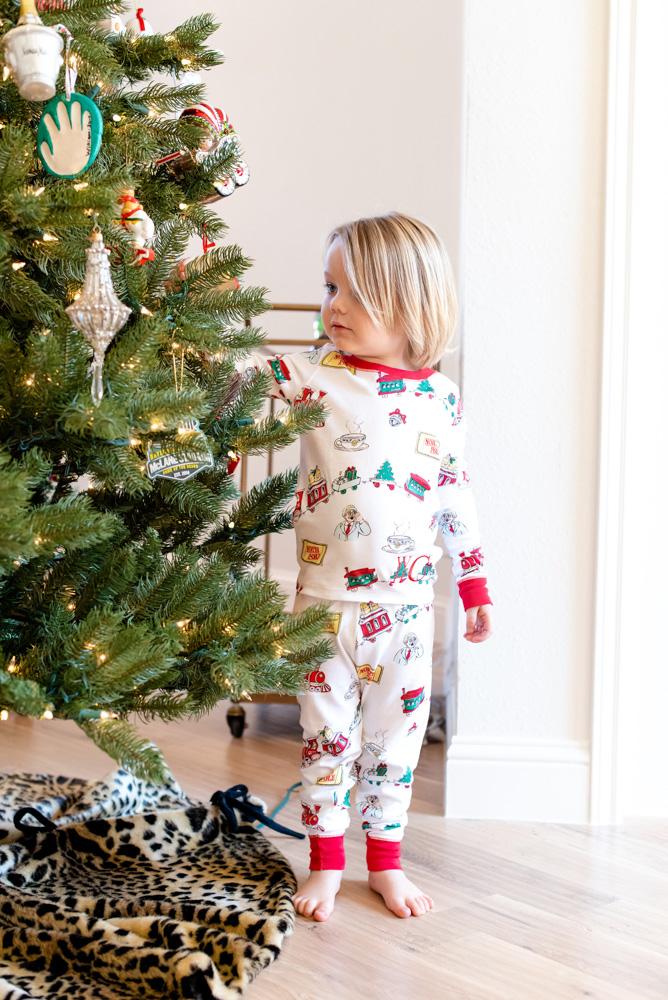 six favorite christmas traditions christmas pajamas