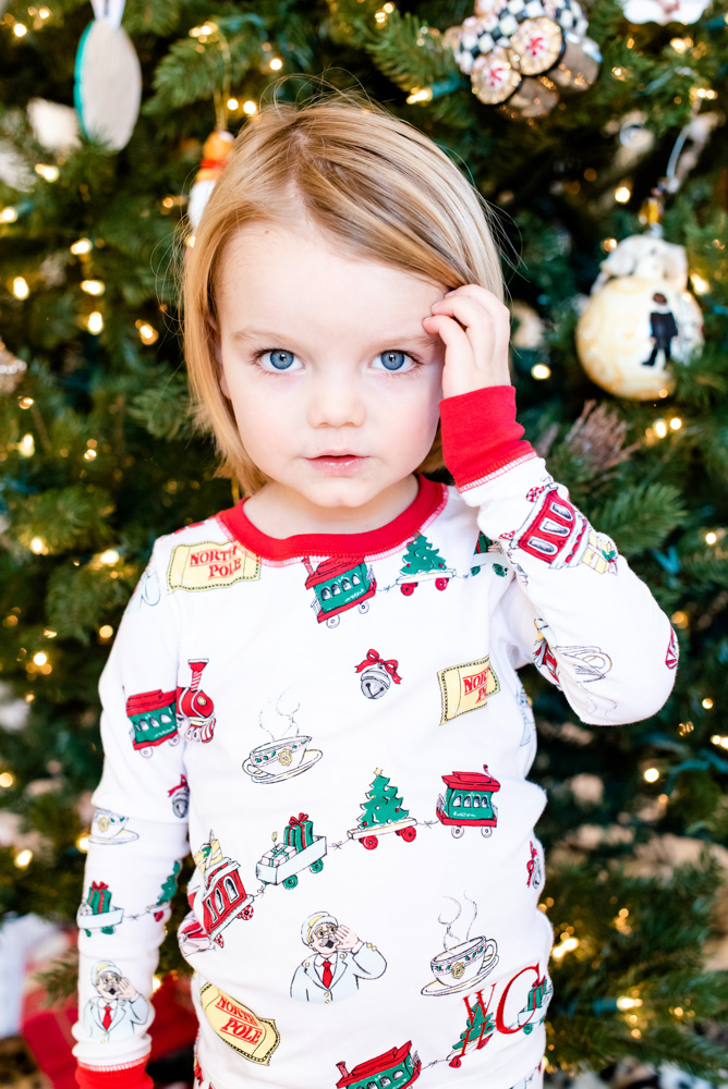 six favorite christmas traditions baby boy christmas pajamas