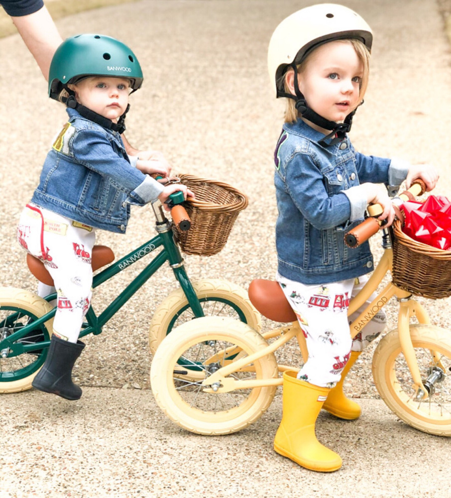 our december in review toddlers balance bikes