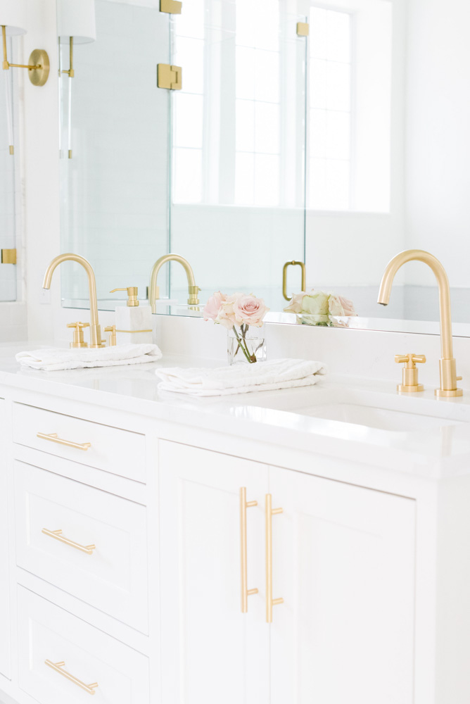 master bath reveal double sinks