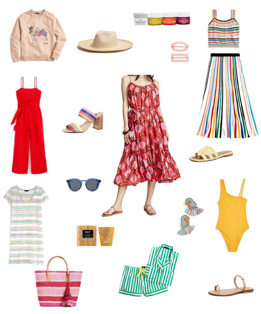 bright summer dresses
