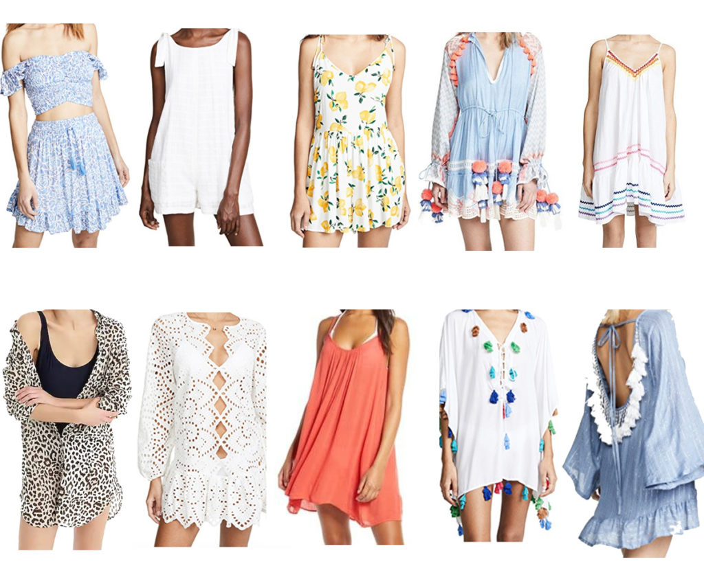 cover-ups for summer