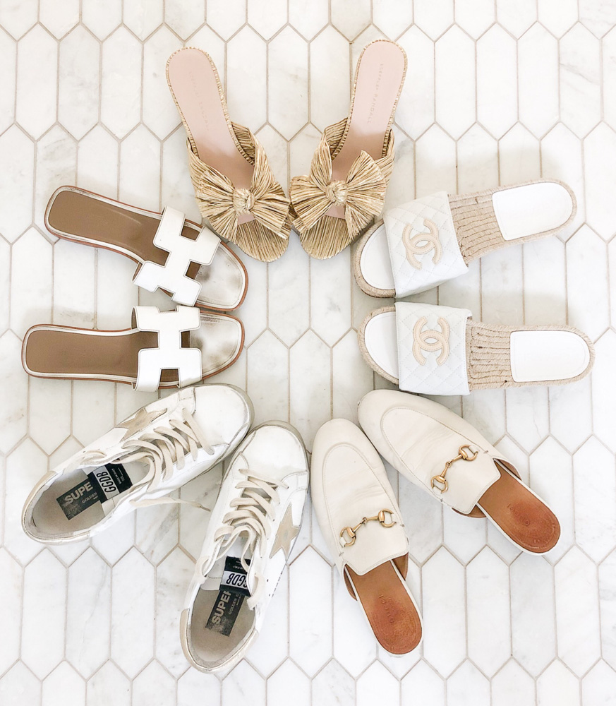 summer shoe round up