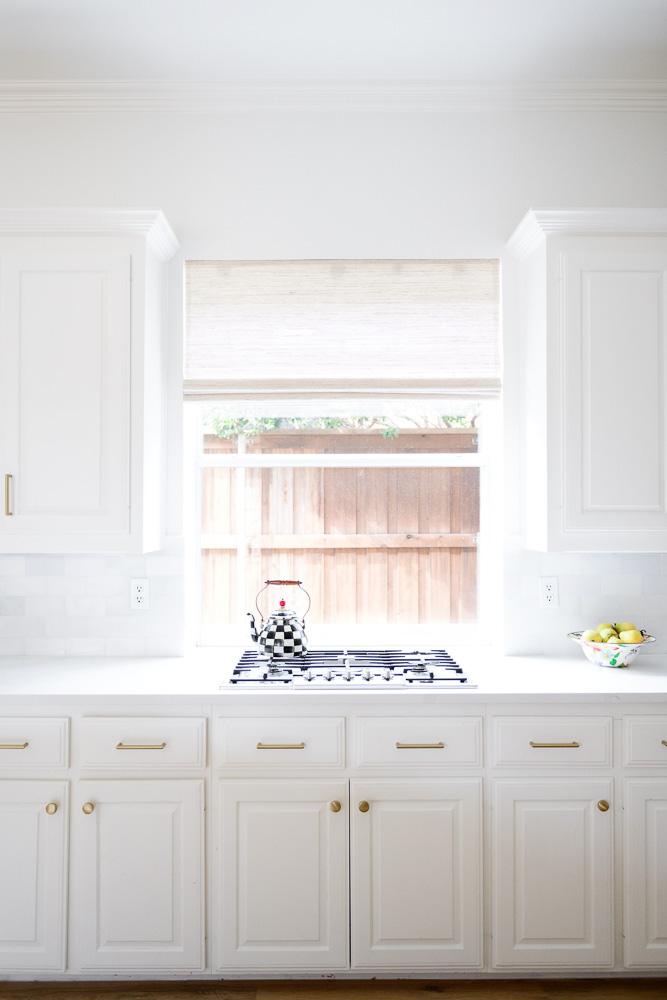 kitchen redo white painted cabinets