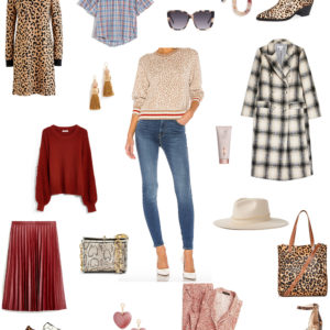 Eighteen Fall Finds